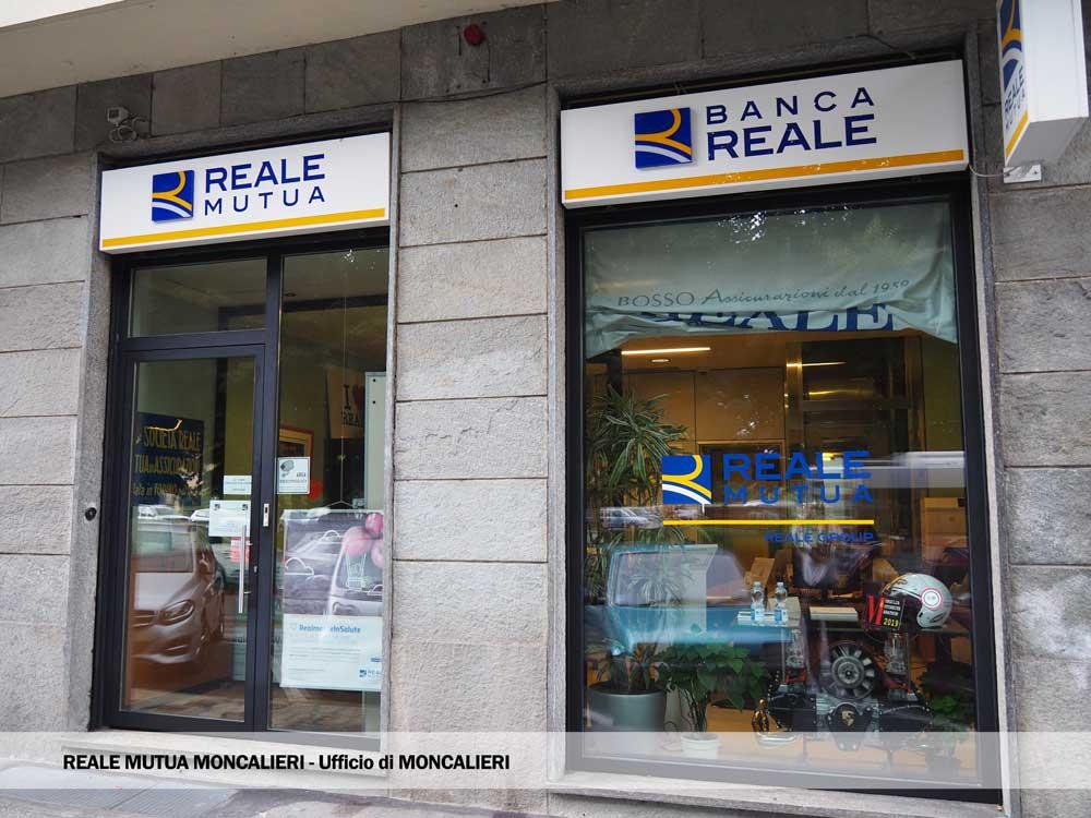 Reale Mutua Moncalieri - Sedi
